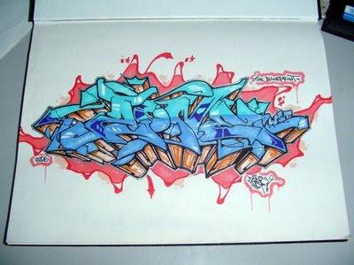 Graffiti Drawings For Sale