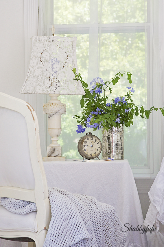 winter white bedroom ideas