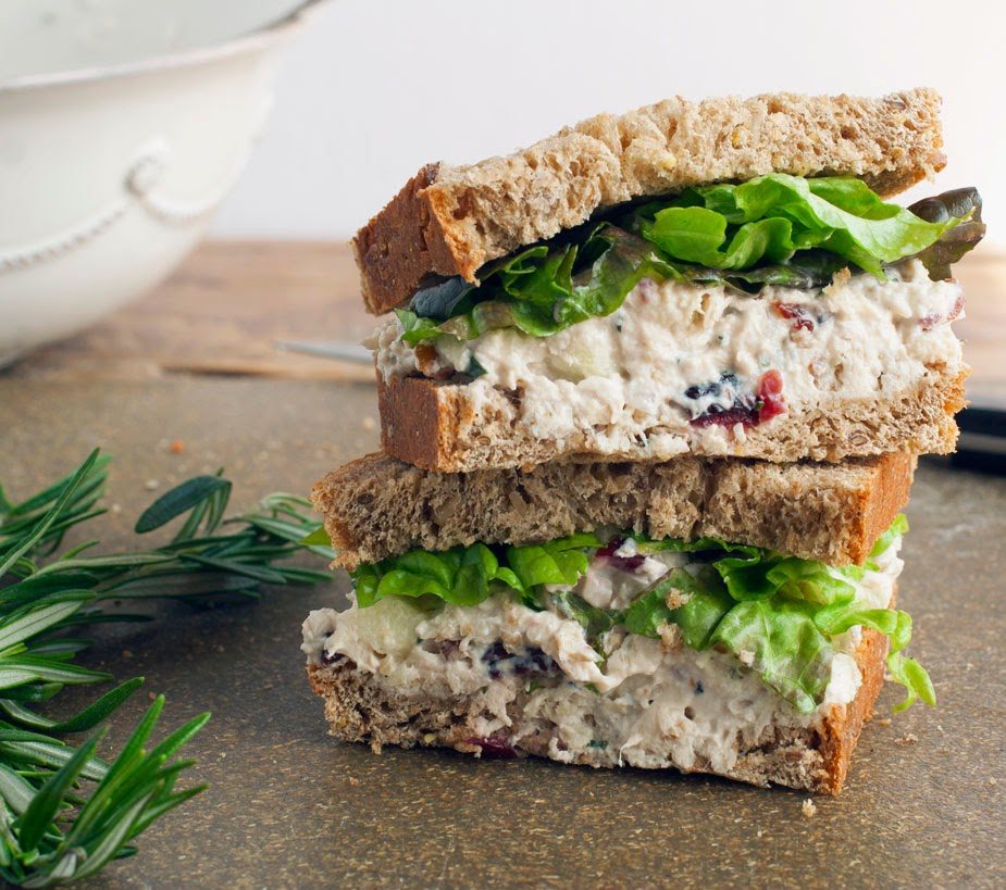 My Love Affair With Olive Oils: Tarragon Chicken Salad