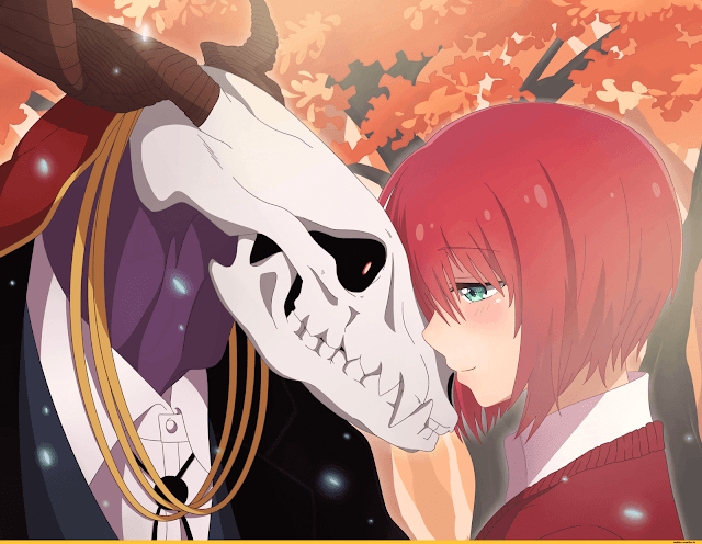 Download OST Opening Ending Anime Mahoutsukai no Yome Full Version