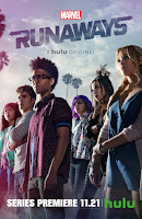 Runaways 2017 Series Poster 8