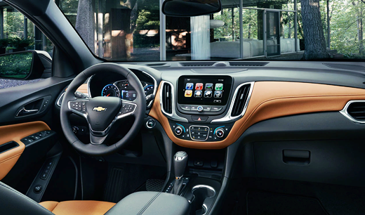 2019 Chevrolet Equinox Premier Specs