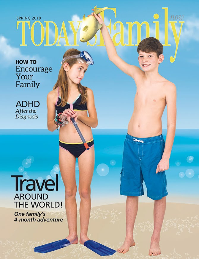 Have You Read the Latest Issue of Today's Family?