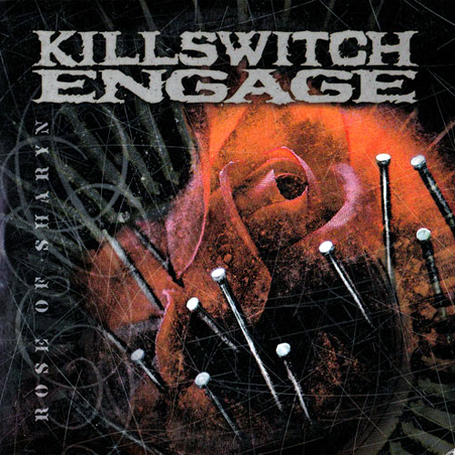 Rock Album Artwork Killswitch Engage The End Of Heartache