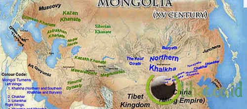 Mongol Conquests (1206-1368)