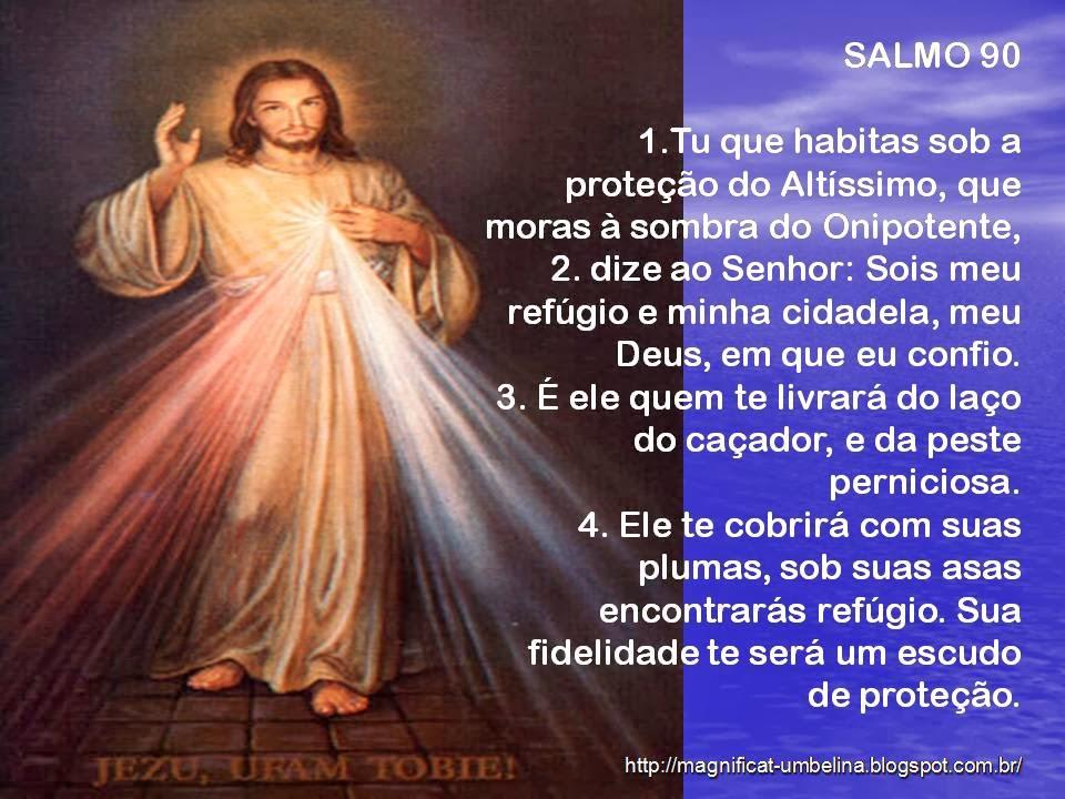 Resultado de imagem para salmo 90 catolico
