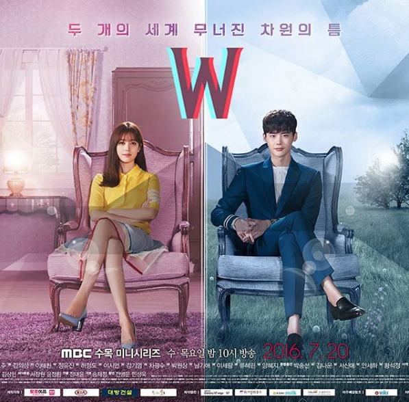 Sinopsis Drama Korea Terbaru : W Episode 16 Final (2016)