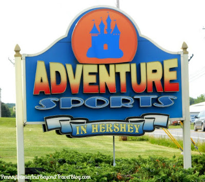 Adventure Sports in Hershey Pennsylvania