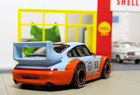 Hot Wheels RLC hwc Gulf Racing Porsche 993 GT2