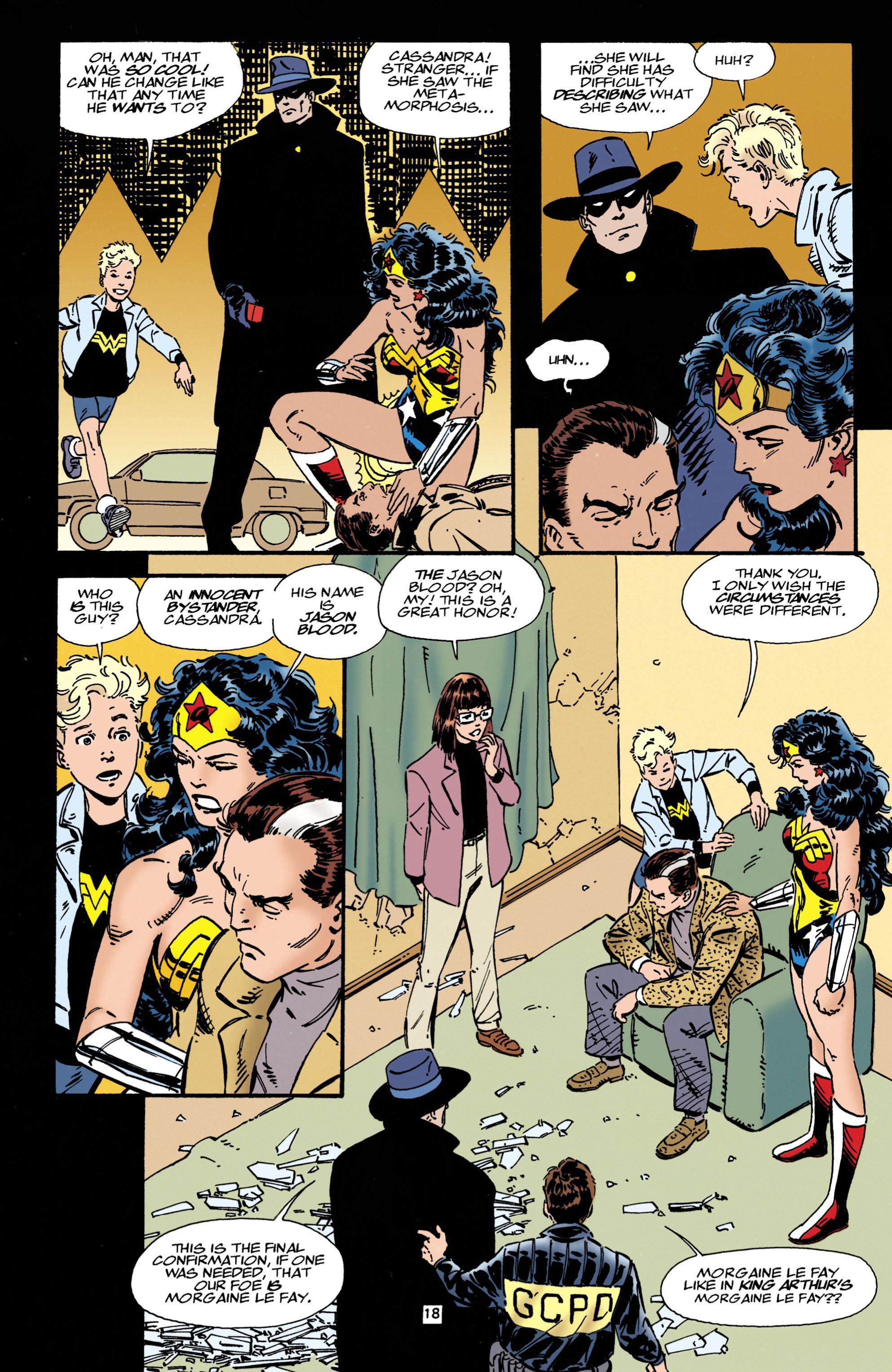 Read online Wonder Woman (1987) comic -  Issue #107 - 18