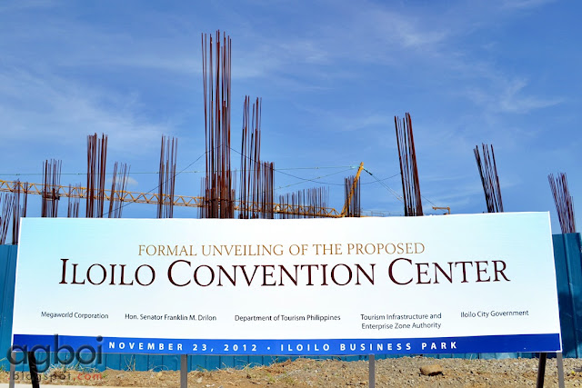 Iloilo Convention Center Presentation at Megaworld's Iloilo Business Park
