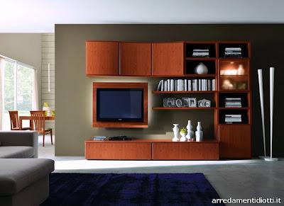 Arredamenti diotti a f il blog su mobili ed arredamento for Soggiorni in legno moderni