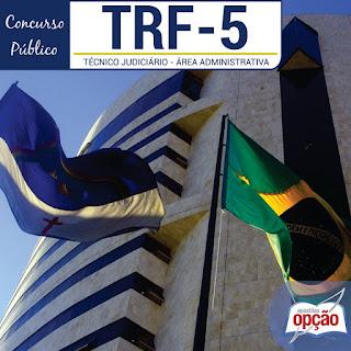 Apostila Tribunal Regional Federal da 5ª Região (TRF-5 2017)
