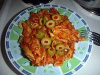 Πέννες σε σάλτσα πέστο πιπεριάς Φλωρίνης - by https://syntages-faghtwn.blogspot.gr