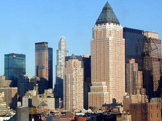 World Wide Plaza em Nova York