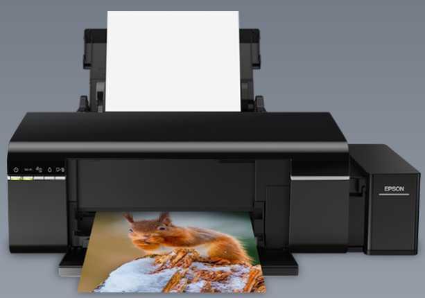 Epson L805 Manual - Printer Manual Guide