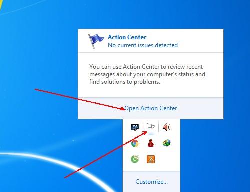 Hướng dấn tắt update windows
