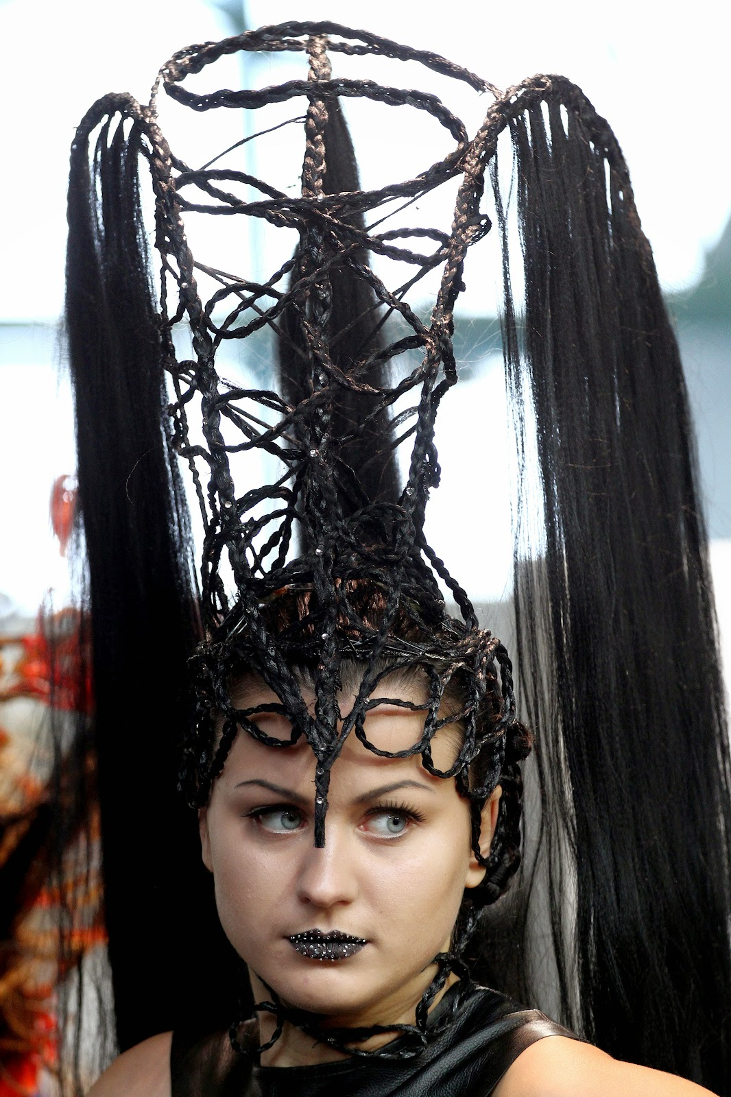 International Hair Styling Festival Rosa vetrov Hair-2014 in Pictures