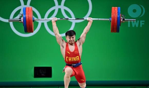 Angkat Besi Olimpiade