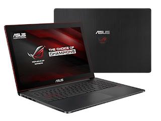 лаптоп за игри Asus ROG