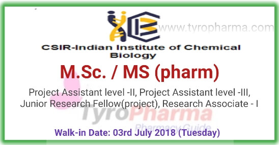 Walk-in-interview-for-various-Positios-at-CSIR-IICB