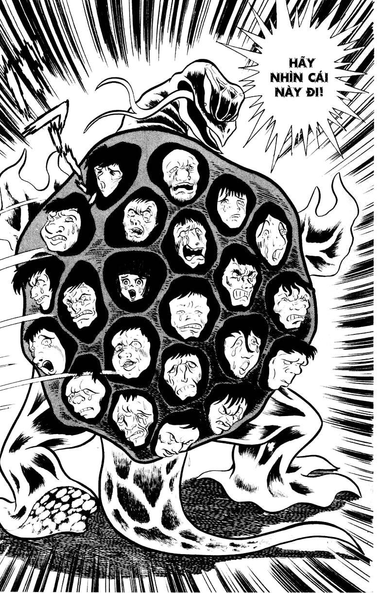 DevilMan chapter 13 trang 11