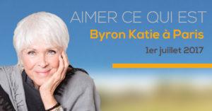 Un jour avec Katie Byron à Paris