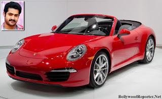 Jr. N.T.R. - Porsche 911