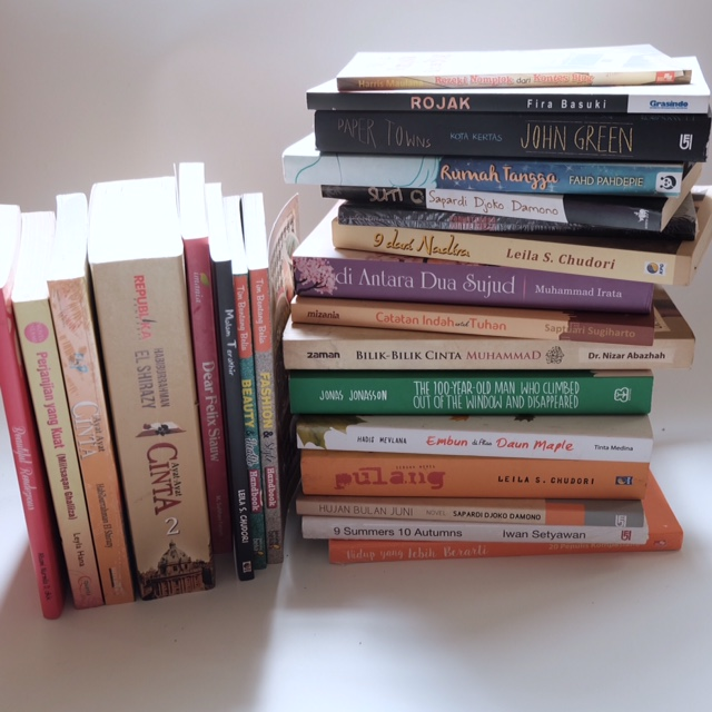 5 Buku Yang Mengubah Hidup