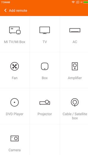 Mi Remote controller for TV/AC v5 3 5 - Mod Apk Free Download For