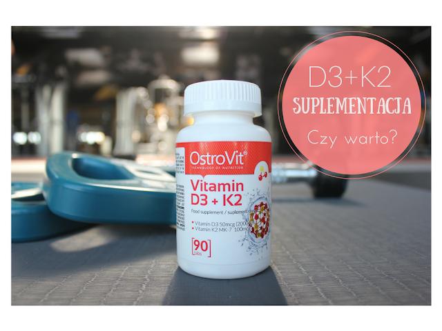Suplementacja witaminy D3 i K2 - czy rzeczywiście jest potrzebna?