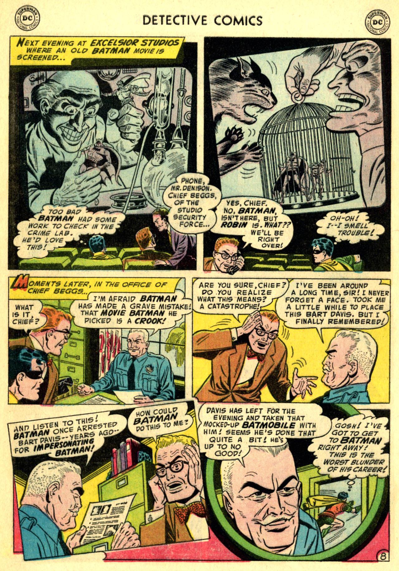 Detective Comics (1937) 232 Page 9