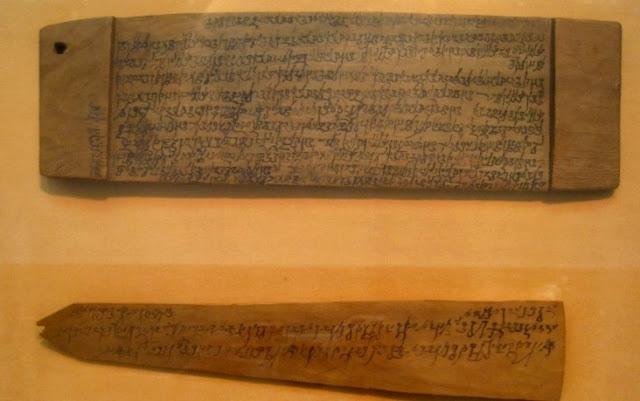 Pengaruh Kebudayaan Islam Dibidang Aksara dan Sastra Terutama di Melayu dan Jawa