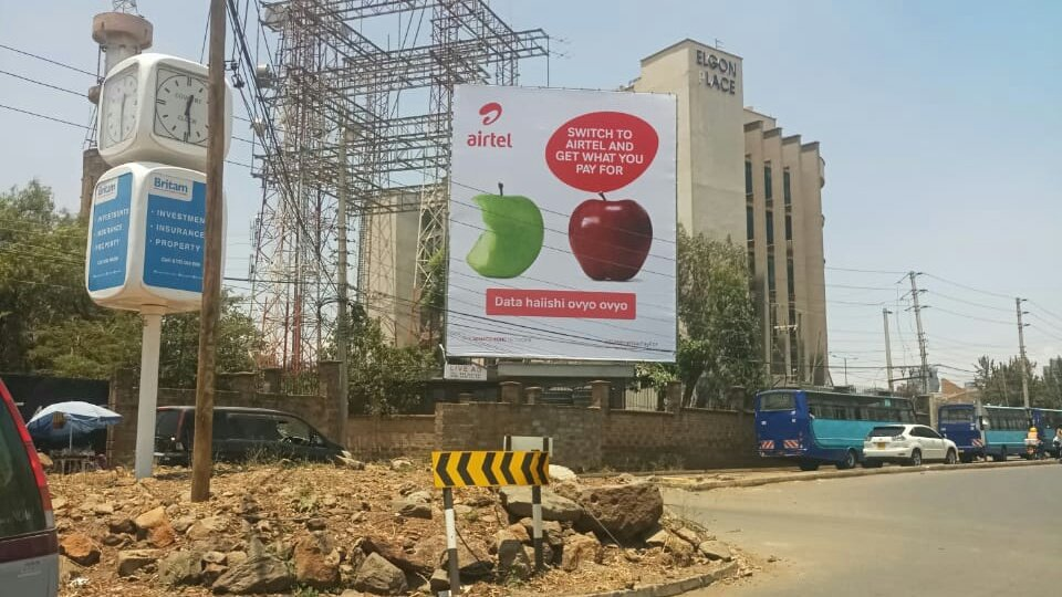 Airtel Launches A Violent Offensive Against Safaricom With Explosive Ads