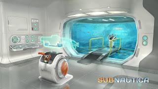 Subnautica iOS Background
