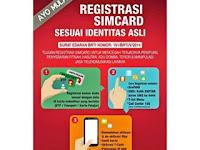 Cara Registrasi Kartu Perdana Telkomsel Dengan ID Outlet