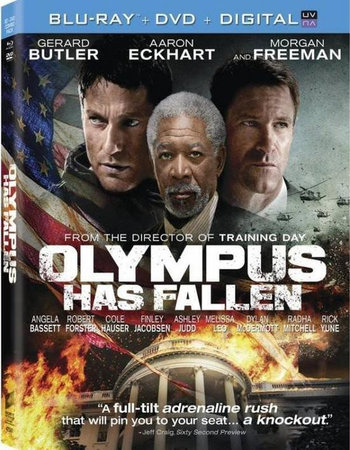 Olympus Has Fallen (2013) Dual Audio 720p BluRay