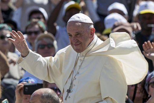 Papa expresa su preocupación por la situación en Nicaragua