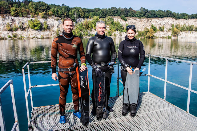Kurs freedivingu AIDA 2 / AIDA ** - Zakrzówek