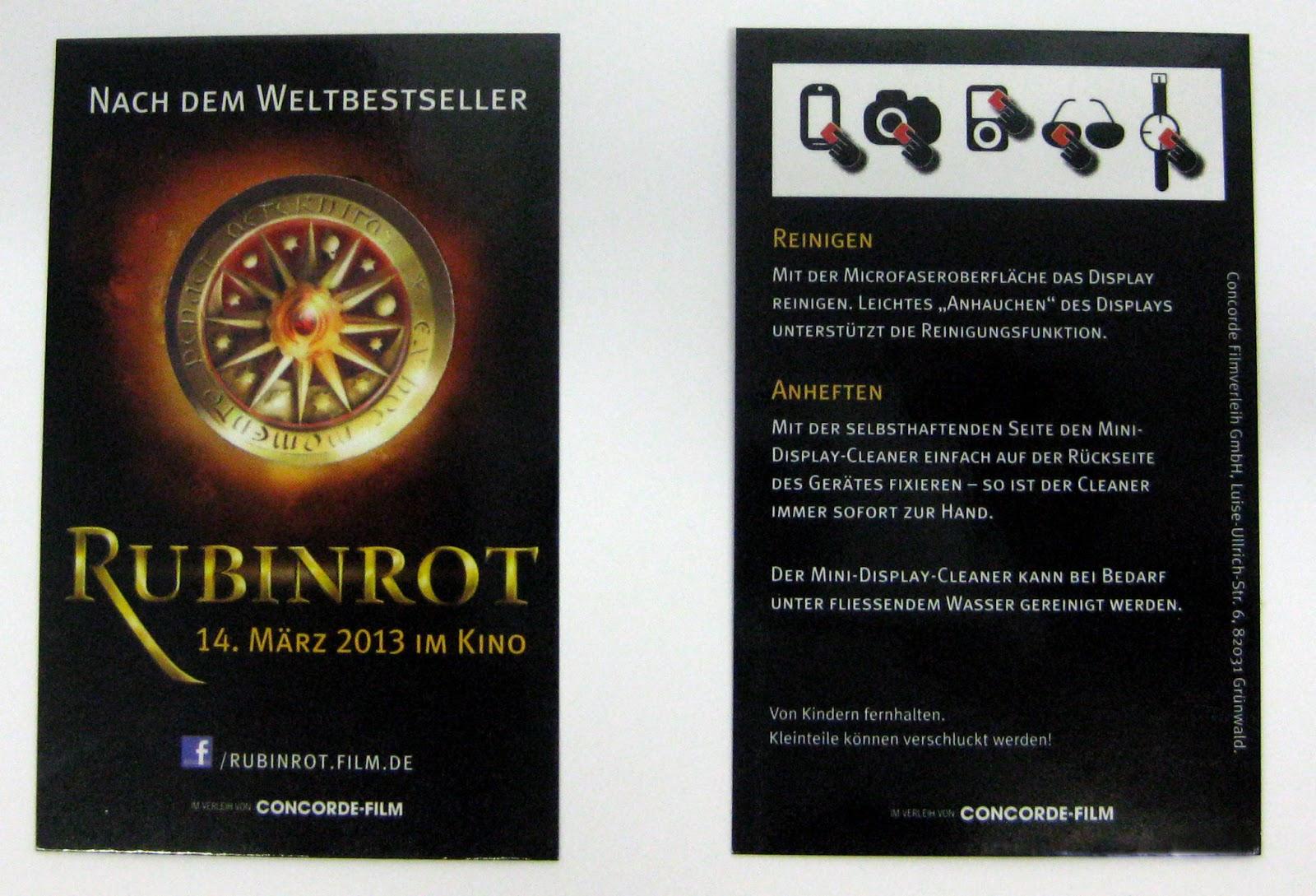 claudias b cherregal gewinnspiel 4 2013 rubinrot. Black Bedroom Furniture Sets. Home Design Ideas