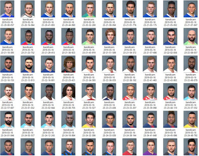 PES 2017 Faces Repack v2 Faces by Hatem Fathy
