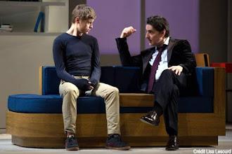 Théâtre : Le Fils, de Florian Zeller - Avec Yvan Attal, Rod Paradot, Anne Consigny - Comédie des Champs Elysées
