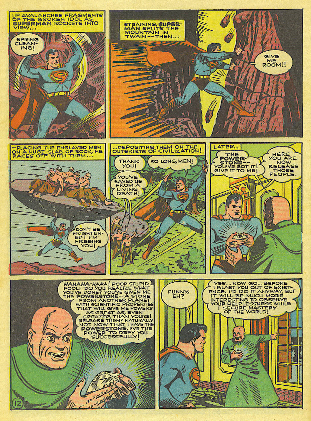Action Comics (1938) 47 Page 13
