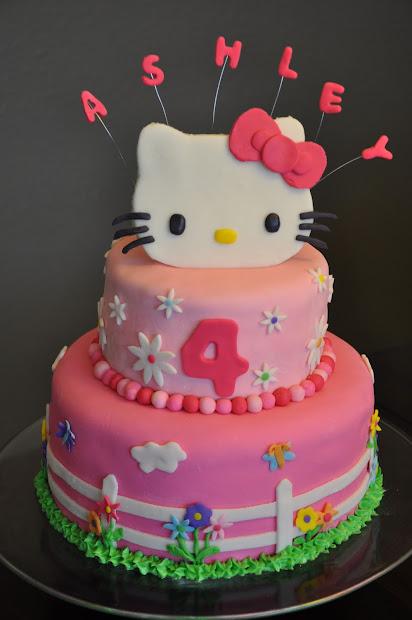Hello Kitty Cake Kroger