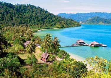 Pulau Yang Dikuasai Asing