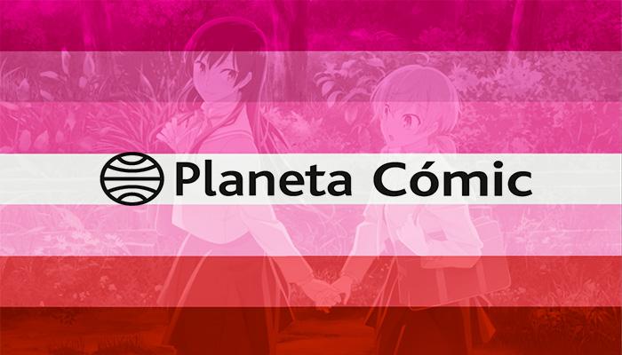 Planeta Comic - licencias manga yuri