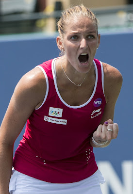 Pliskova upsets Venus in U.S. Open thriller