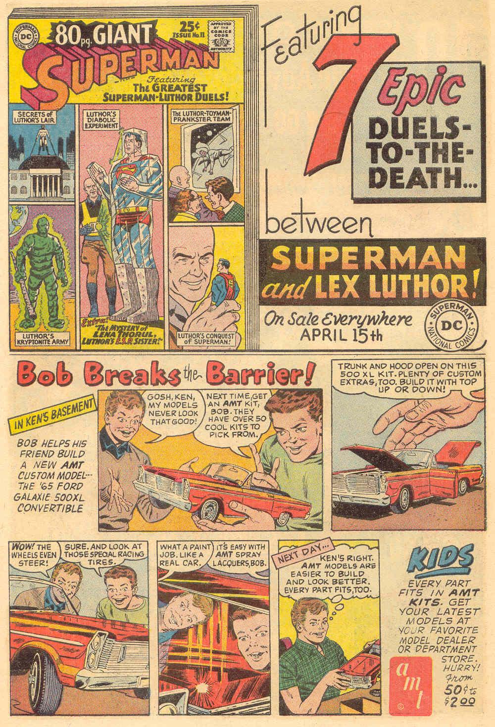 Strange Adventures (1950) issue 176 - Page 14