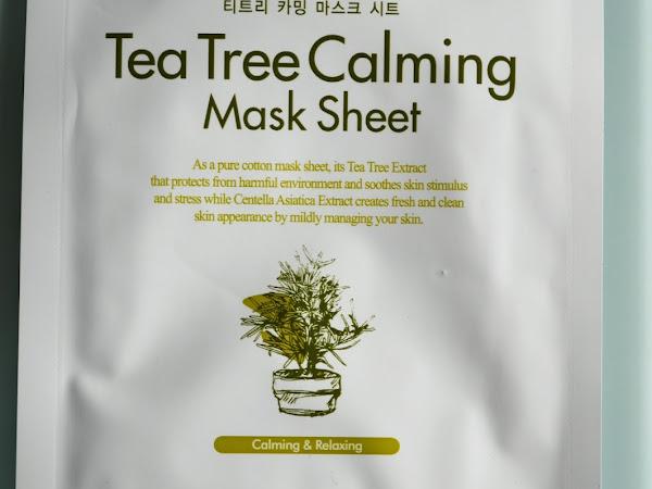 SKIN79 - bavlnená masky z čajovníka
