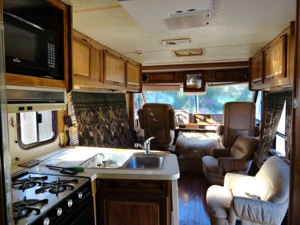 Used RVs 1988 Travel Master Motorhome For Sale by Owner